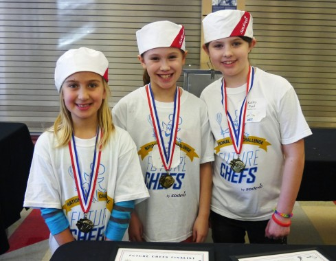 Congratulations to Fox Future Chefs 2014!