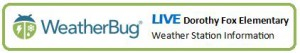 WeatherBug Button