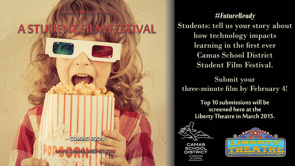 Call for Entries: Student Film Festival