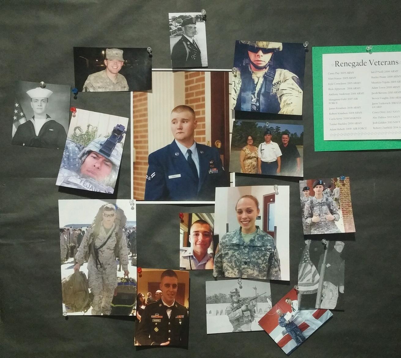 Veterans pics
