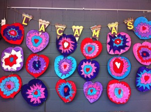 From the Heart: Mrs. Norgard's 2nd graders