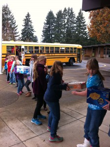 Lacamas helped collect for our community and supported Stuff the Bus! Thank you to everyone who supported with your contributions...Lacamas Cares!