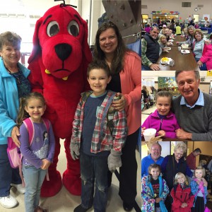 Thank you families for joining us for our Fall Family Learning Night, Book Fair and Grand's Breakfast. We love sharing our learning and connecting with our families!