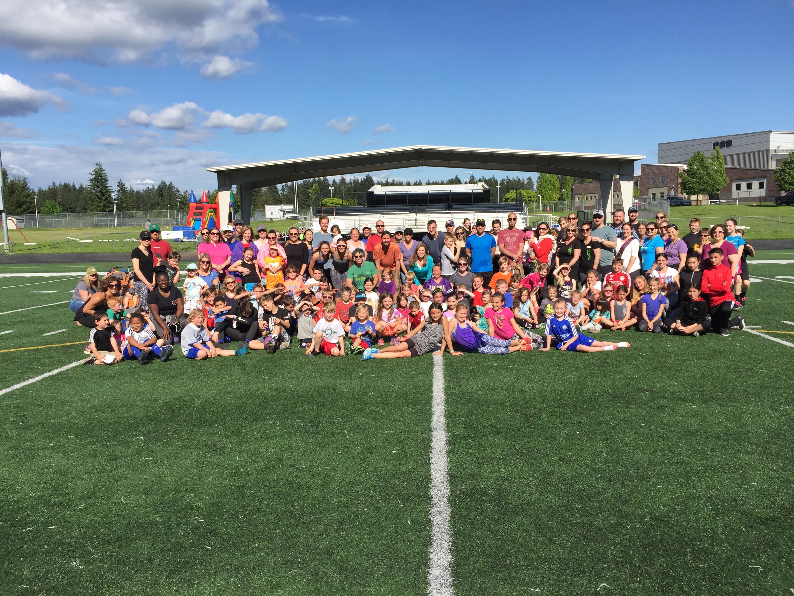 Lacamas Fun Run! – Lacamas Lake Elementary
