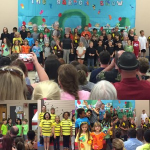 "Lacamas MAC Class and 2nd Graders did a fabulous job with their musical, ""The Garden Show"". Thank you to all who helped support this special performance."