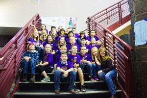 Lacamas kids represented our school and had a great competition for Science Olympiad!