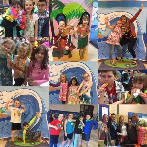 Families, food and fun...our PALS Spring Dance was a splash!