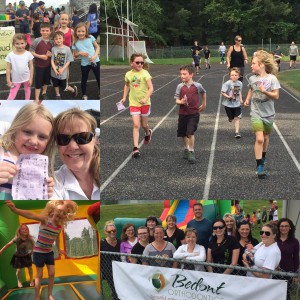 What a great way to kick off our jogging program. Thank you Bedont Orthodontics for your continued support!