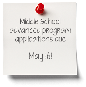 Pre Apad Math Notice For Incoming 7th And 8th Grade Students
