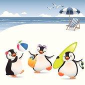 penguinbeach