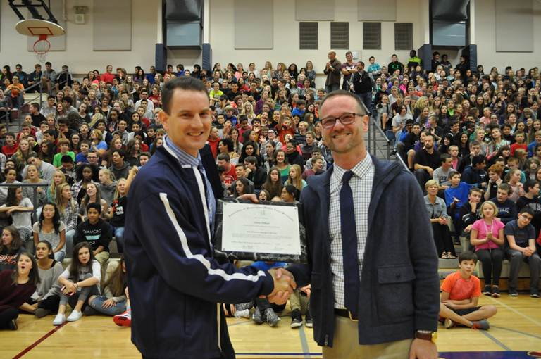 Washington State Assistant Principal of the Year