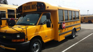 New Propane bus 29-2
