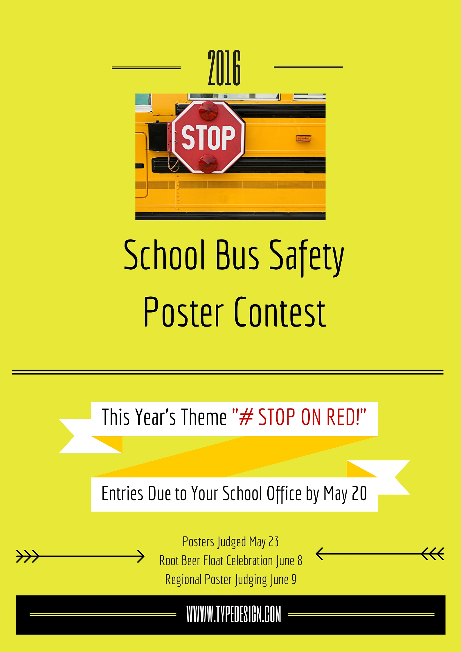 when is school bus driver appreciation 2013 | just b.CAUSE