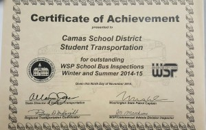 WSP Certificate