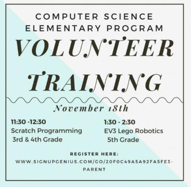 parent computer science training